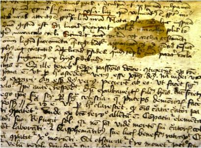 Latin transcription of Thomas Aquinas' Summa Theologiae
