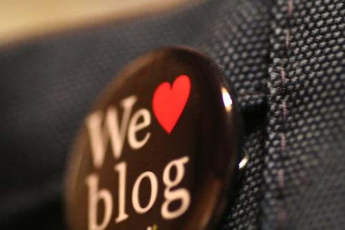 We [Heart] Blog