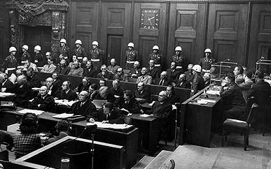 a study on the famous nuremberg trials Famous trials: the nuremberg trials  wwwfamous-trialscom/nuremberg in  certainly we do not need to study such gross moral pathology that could never happen.